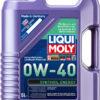 0W40 Motorolie Synthoil Energy i 5l dunk Motorolie fra Liqui Moly
