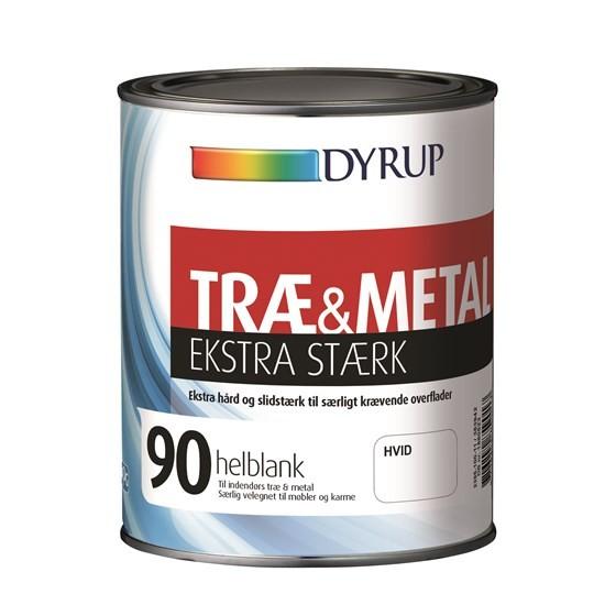 DYRUP Træ- & Metalmaling Ekstra Stærk 90