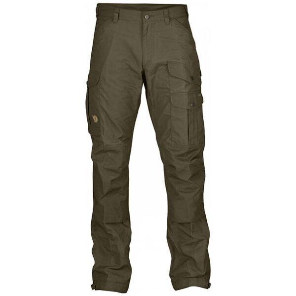 Fjällräven Vidda Pro Trousers Olive/Dark Olive
