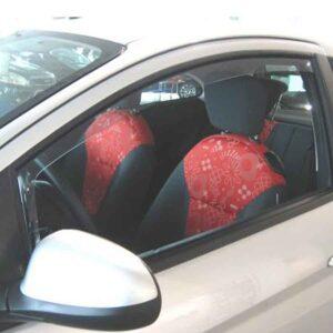Vindafvisere til Nissan Juke 5 d 08> Bil & Trailer // Vindafvisere