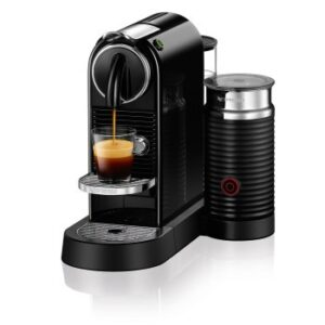 NESPRESSO CITIZ & MILK D122 SORT