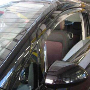 Vindafvisere til Opel Vectra B 4d. 96>02 Bil & Trailer // Vindafvisere