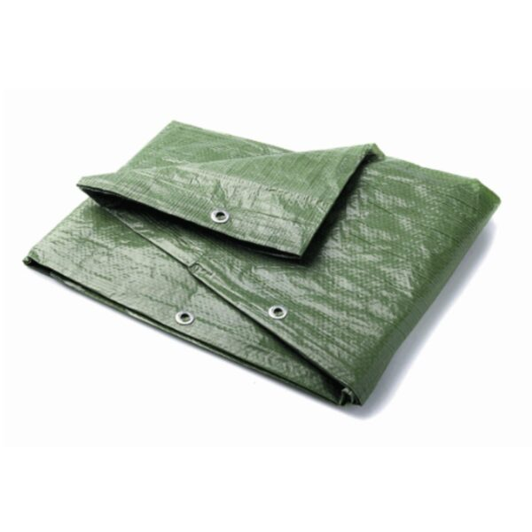 STACO Letvægtspresenning grøn