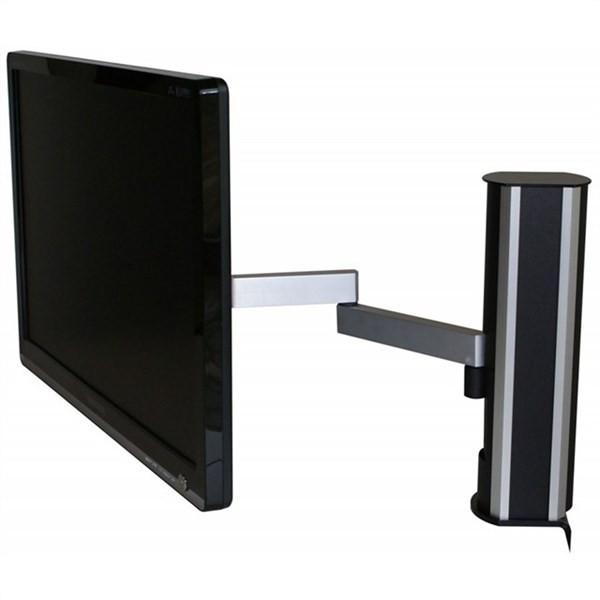 Skærmsøjle m/flexarm 1 skærm