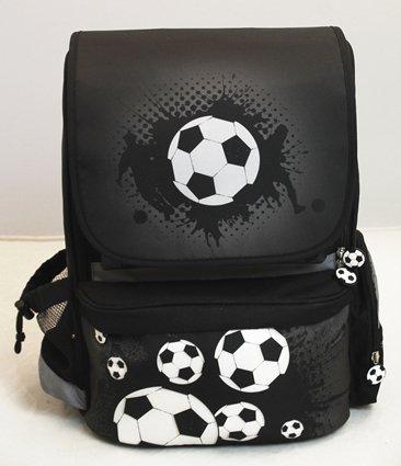 Skoletaske tuoin fodbold med gymnastikpose