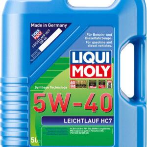 5W40 Motorolie Liqui Moly