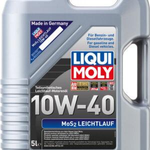 10W40 Motorolie MoS2 - Liqui moly