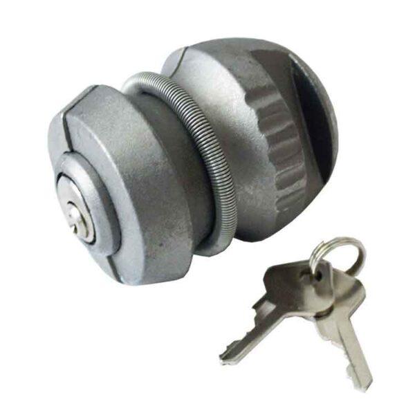 Tyverisikring lås til kuglekobling Bil & Trailer // Trailerlåse