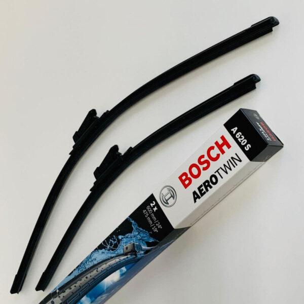 A620S Bosch Aerotwin Vinduesvisker / Viskerblade sæt på 60+47