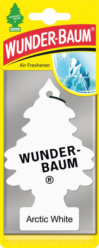 Arctic White duftegran fra Wunderbaum Wunder-Baum dufte