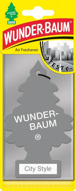 City Style duftegran fra Wunderbaum Wunder-Baum dufte