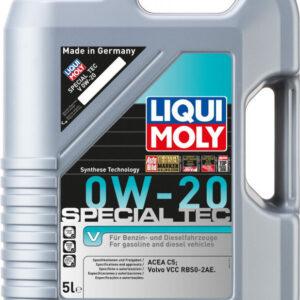 Special Tec V 0W20 Motorolie fra Liqui Moly