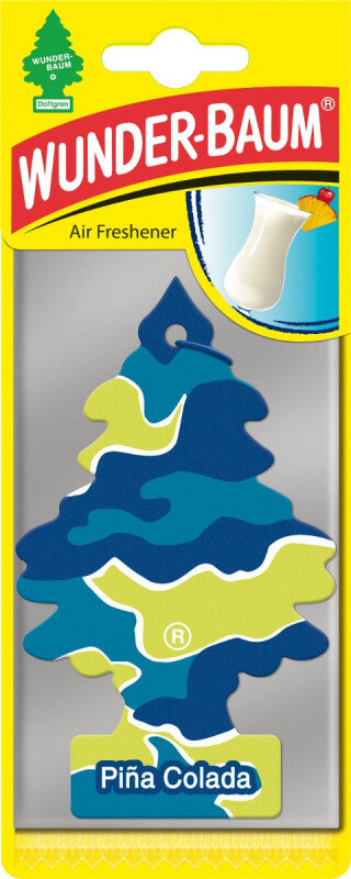 Pina Colada duftegran fra Wunderbaum Wunder-Baum dufte